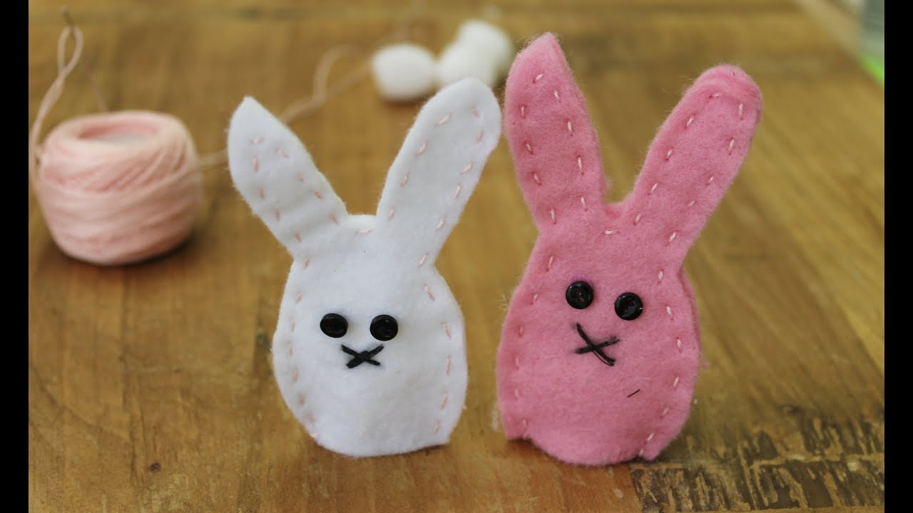How to sew a bunny 86