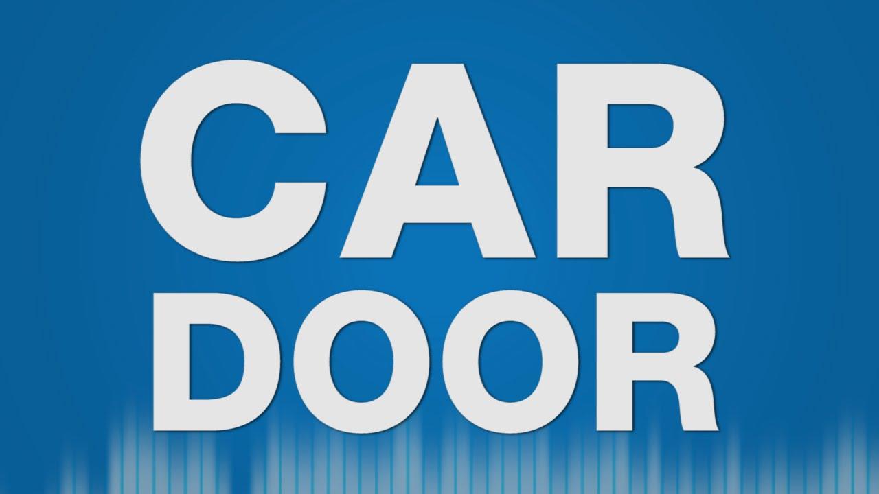 sc 1 st  YouTube & Car Door SOUND EFFECT - Closing Car Door Slam Autotür SOUND - YouTube