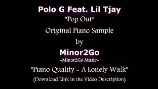 Polo G Feat. Lil Tjay - Pop Out - Original Sample by Minor2Go