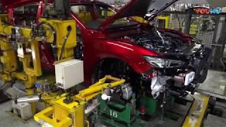 [Review] Mazda 6 2019 real process production (马自达6阿特兹2019工厂生产过程Mazda6 2019 PRODUCTION)