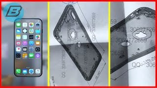 Could This Be The iPhone 8? - LEAKED DESIGN!!
