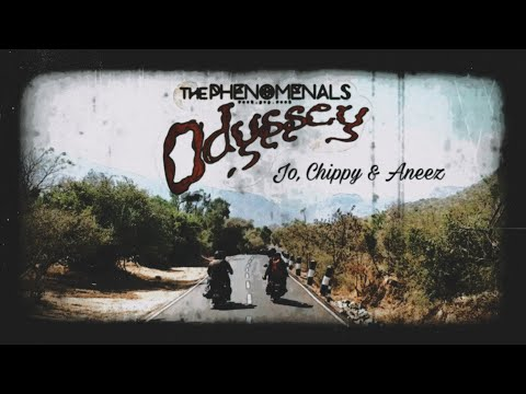 The Phenomenals - Odyssey | Official Music  Video | Featuring Jyotsna T Y & Chippy Maryam George |