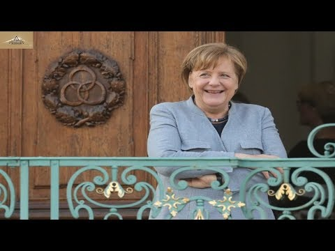 Kanzlerin Merkel will Unterschiede zwischen Ost und West ausgleichen