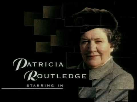 Funny Women: Patricia Routledge (1998) Part 2