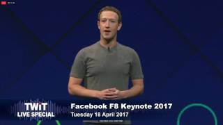 TWiT Live Specials 319: Facebook