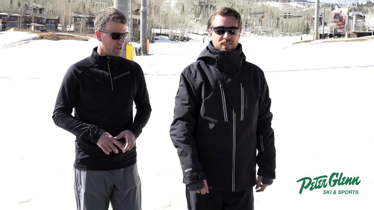 7a54e14fe0de 2018 Obermeyer Men s Kodiak Jacket Review by Peter Glenn - YouTube