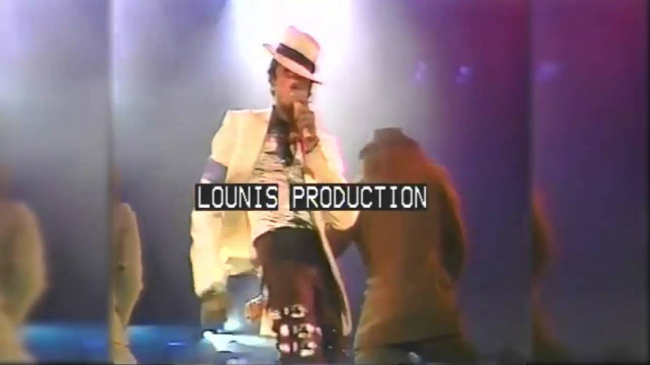Michael Jackson BAD World Tour Rome 1988 Smooth Criminal ...