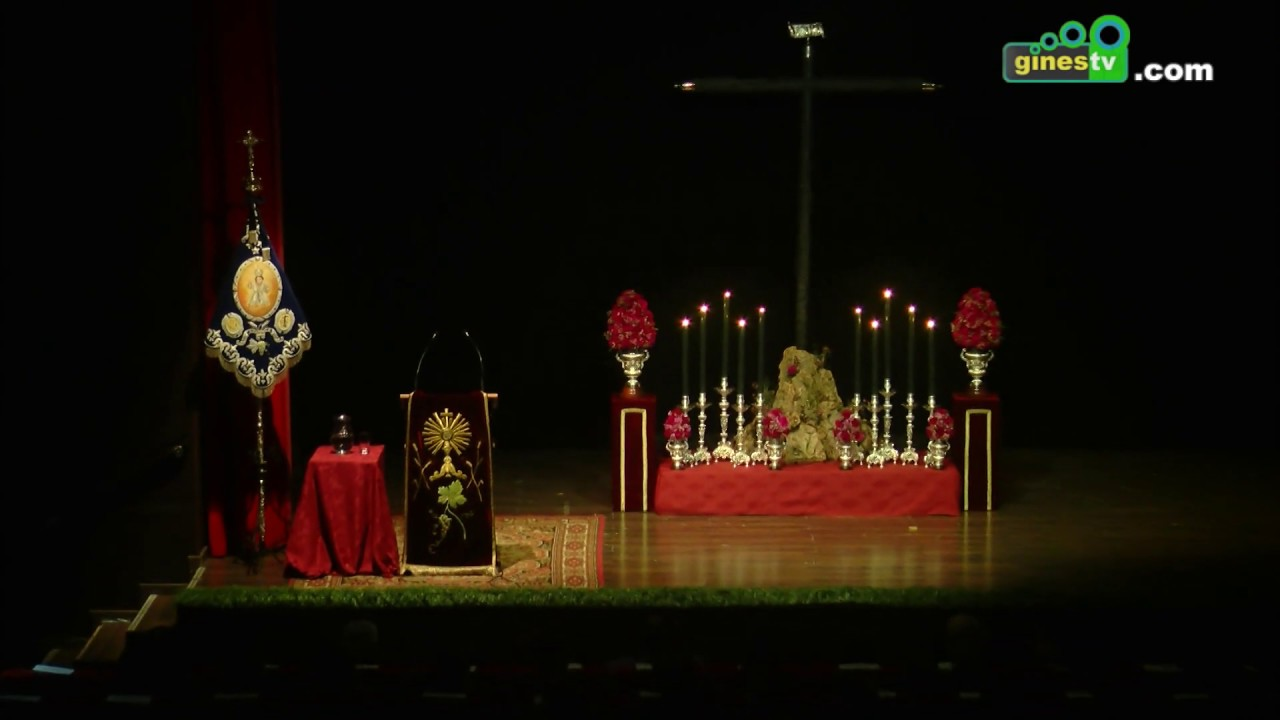 XVI Pregón Joven de la Semana Santa de Gines 2019 (COMPLETO)