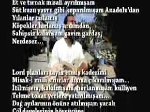 Çağrı - Oğuzam Türk menem