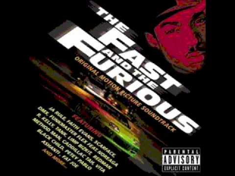 The fast and the furious soundtrack-Live - Deep enough