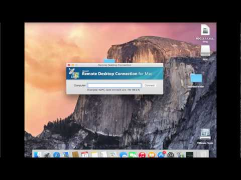 Uninstall Microsoft Remote Desktop Connection For Mac