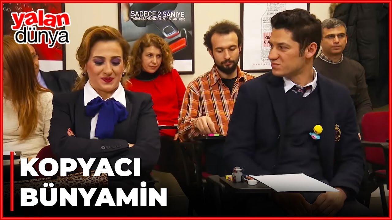 Zerrin, Bünyamin'i Sınava Gönderiyor! - Yalan Dünya 71. Bölüm