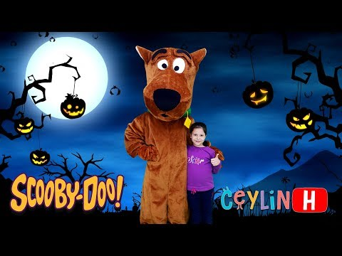 Ceylin-H & Scooby-Doo | Head Shoulders Knees and Toes - Nursery Ryhmes and Kids Songs for Babies
