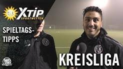 X-TiP Spieltagstipp mit D. Vural und L. Labonte (Kalbach II) - 20. Spieltag, KL A, Frankfurt, NW