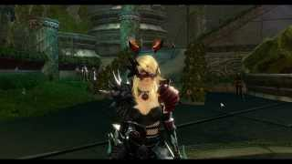 GW2 Thoughtless Potion - Devil Horns visual effect