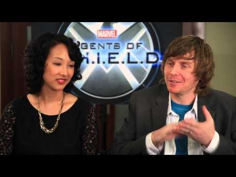 Marvel's Agents of S.H.I.E.L.D. Recon: Jed Whedon & Maurissa Tancharoen