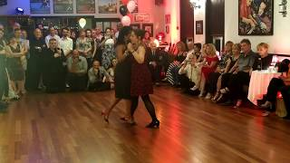 Argentine Tango by Tania & Joelle
