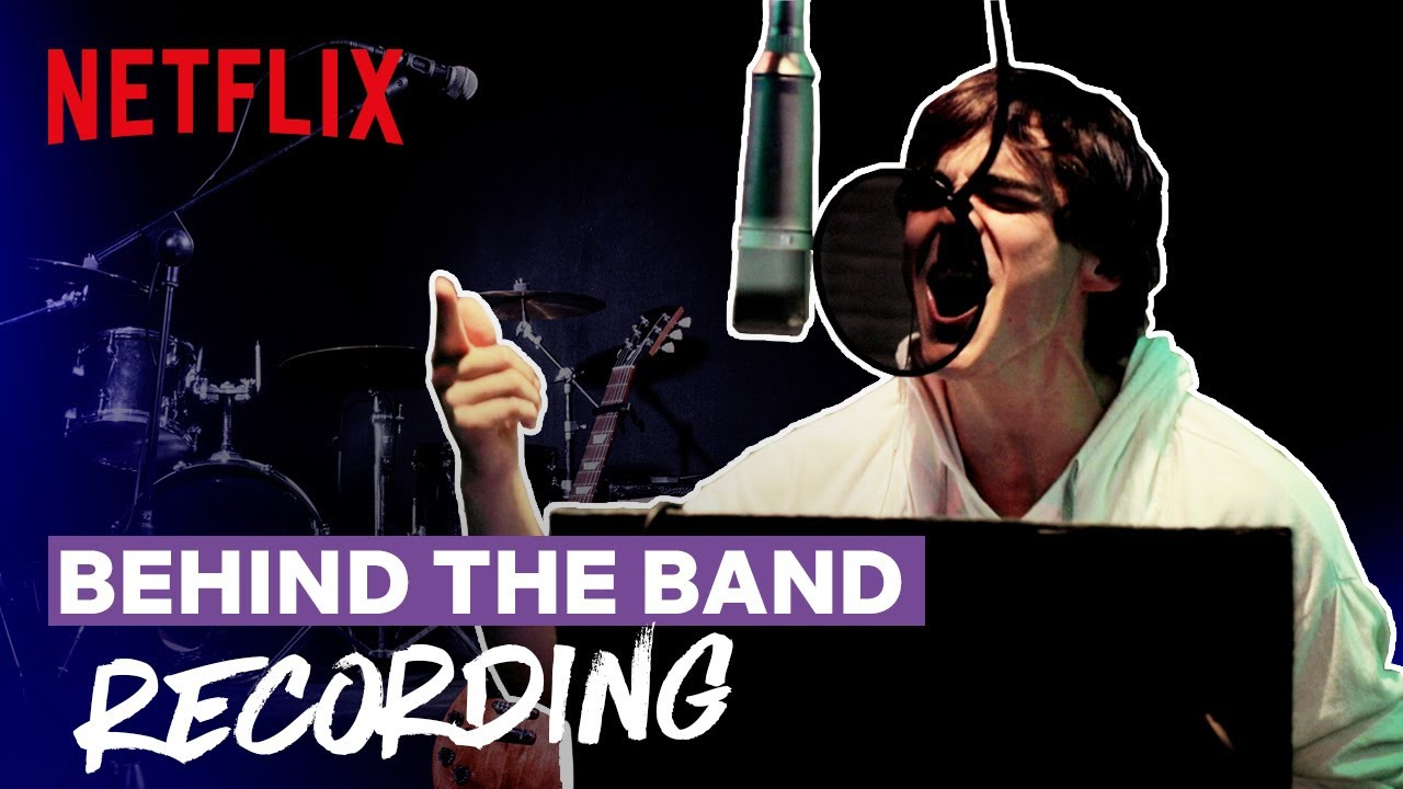 Download Behind the Band Ep 3: Recording | Julie and the Phantoms | Netflix Futures