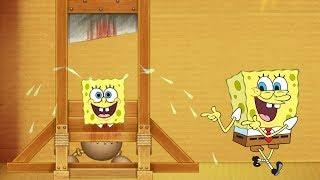 Kick The Spongebob vs Kick The Buddy