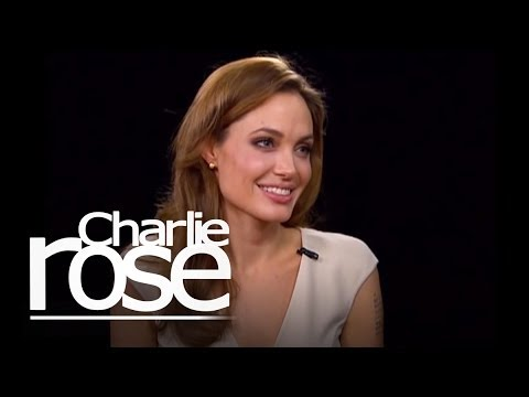 A preview of Angelina Jolie   Charlie Rose