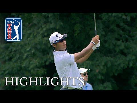 Hideki Matsuyama's highlights | Round 3 | Wyndham 2018