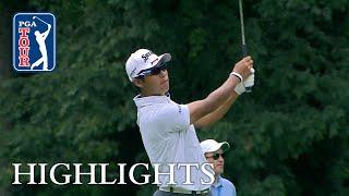 Hideki Matsuyama's Round 3 highlights from Wyndham 2018