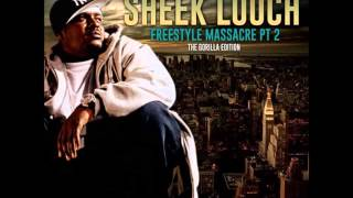 Sheek Louch - Freestyle Massacre Pt 2 The Lox,D Block,DJ Focuz,Stretch Money (Full Mixtape Album)