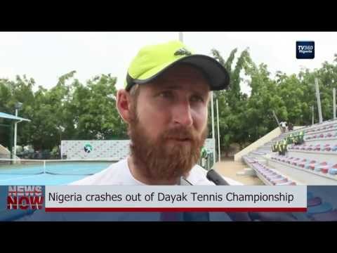 Dayak Tennis Championship  Nigeria bows out in second round