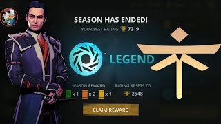 Shadow Fight 3 Official || Season Reward & Look Inside #2