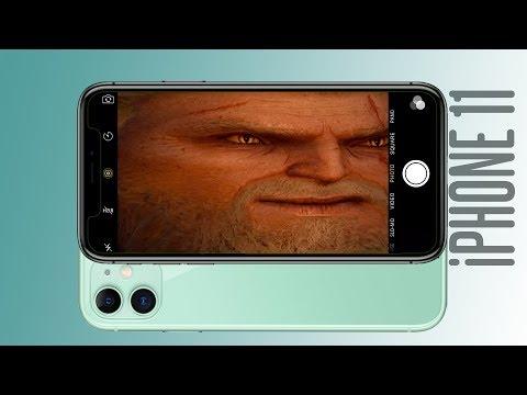 Представляем iPhone 11 - пародия