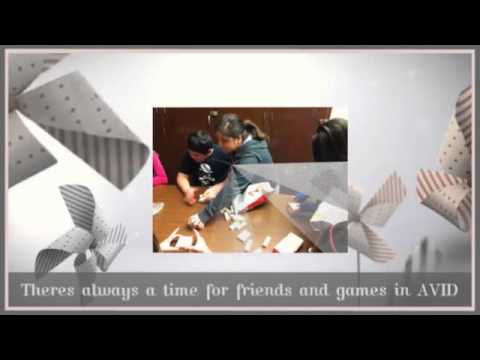 The Best AVID Video Ever by AVID Students