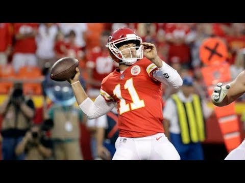 Alex Smith vs 49ers (Preseason Week 1) - Looking Good! | 2017-18 NFL Highlights HD