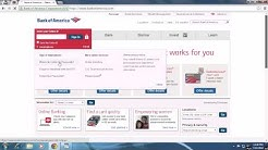 Bank of America Account Recovery - Recover Bank of America Password | BankofAmerica.com