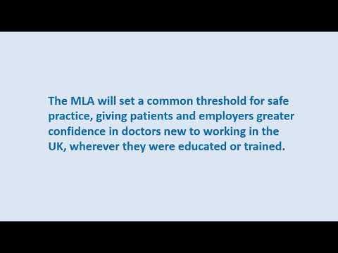Med School Update Letter.Medical Licensing Assessment Gmc