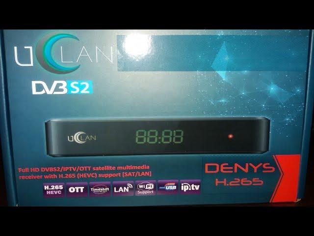 U2C Denys H.265 ?????????? ?????