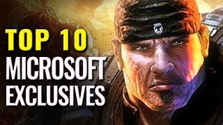 Top 10 Best Microsoft Exclusive Games for Xbox One