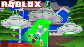 UFO INVASION SIMULATOR!! | Juego de rol roblox