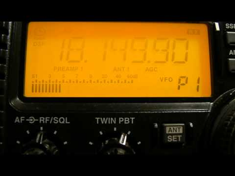 18149.9khz,Ham radio,D44BS(Cape Verde),09-35UTC.