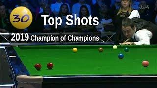 Top 30 Shots | 2019 Champion of Champions