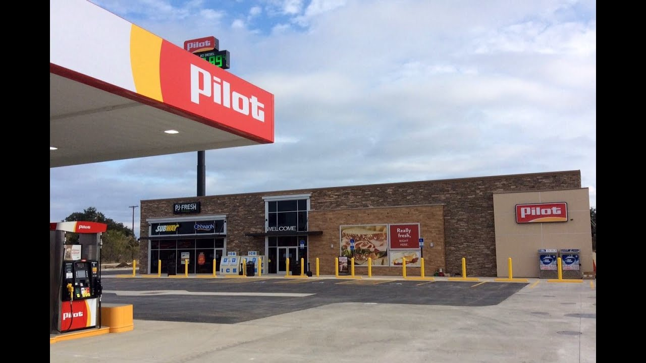 the new upgraded wi fi service at pilot flying j short youtube