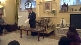 Аюрведа. Капха доша часть 1. Цикл лекций Авраменко Ю.М. (тема 20)