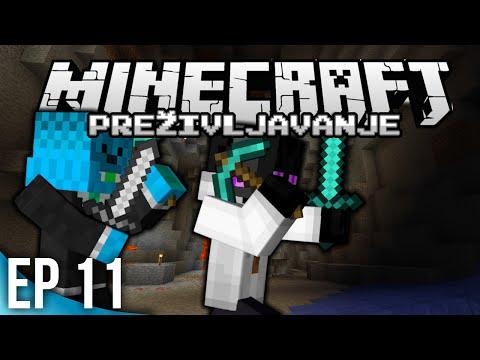 Minecraft: Preživljavanje #11 - IMAMO GOSTA (ft. TheSerbianEnderman)