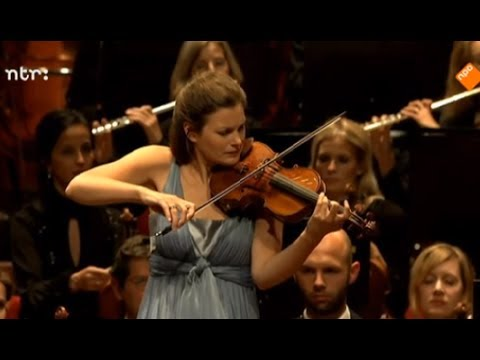 Janine Jansen: Violin Concerto no.1 in G minor 1-3 (Max Bruc