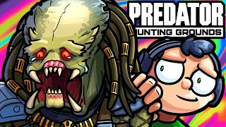 Predator Hunting Grounds - Predator is Misunderstood! (Funny Moments)