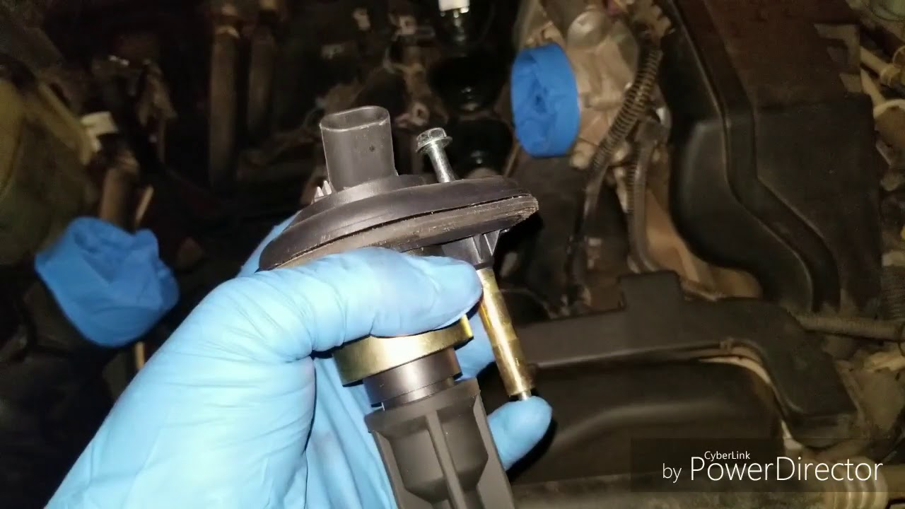 Changing or replacing sparkplugs/ignition coils 2006 Chevy Colorado
