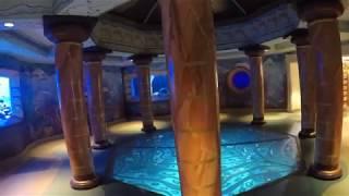 Jewel of the Sea Aquarium Walkthrough at SeaWorld | GoPro Hero 5