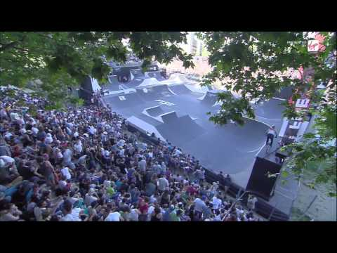 REPLAY - FISE World Montpellier 2015 - BMX Park Final