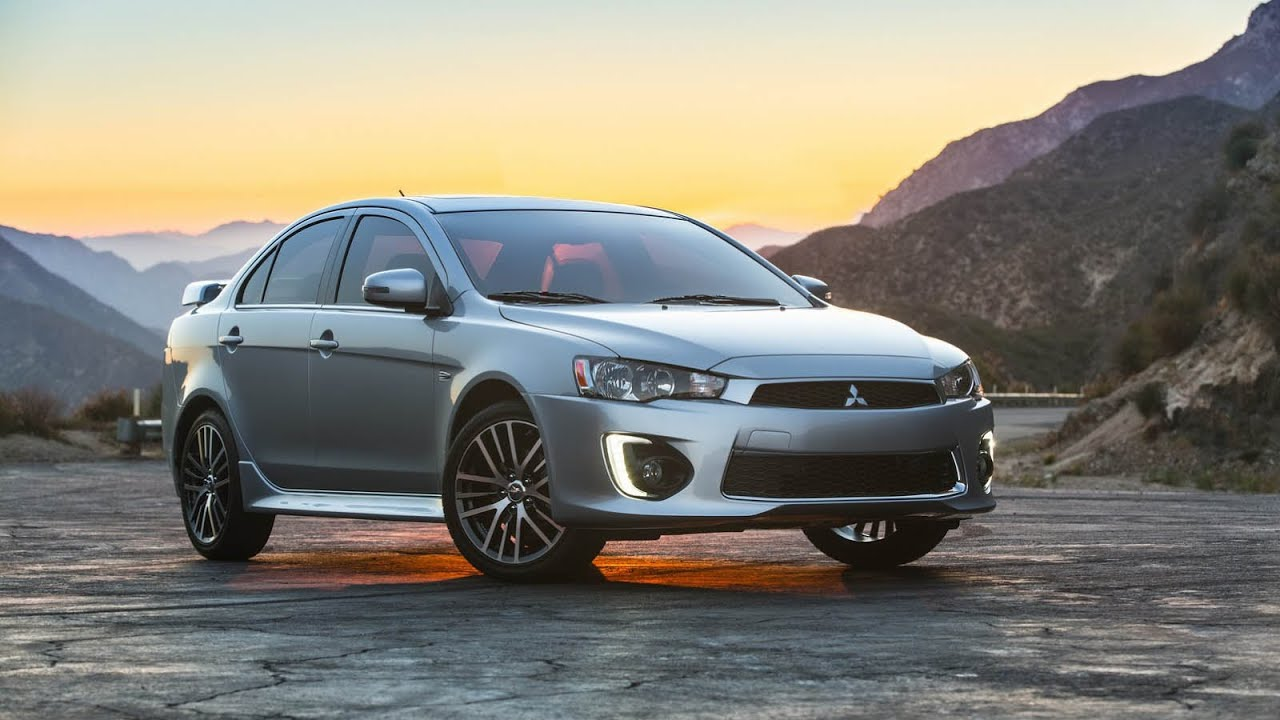 2016 Mitsubishi Lancer Gt Review Rendered Price Specs Release Date Youtube