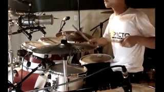 Rihanna / Shut Up and Drive - Drum Cover By Kayrone Reis