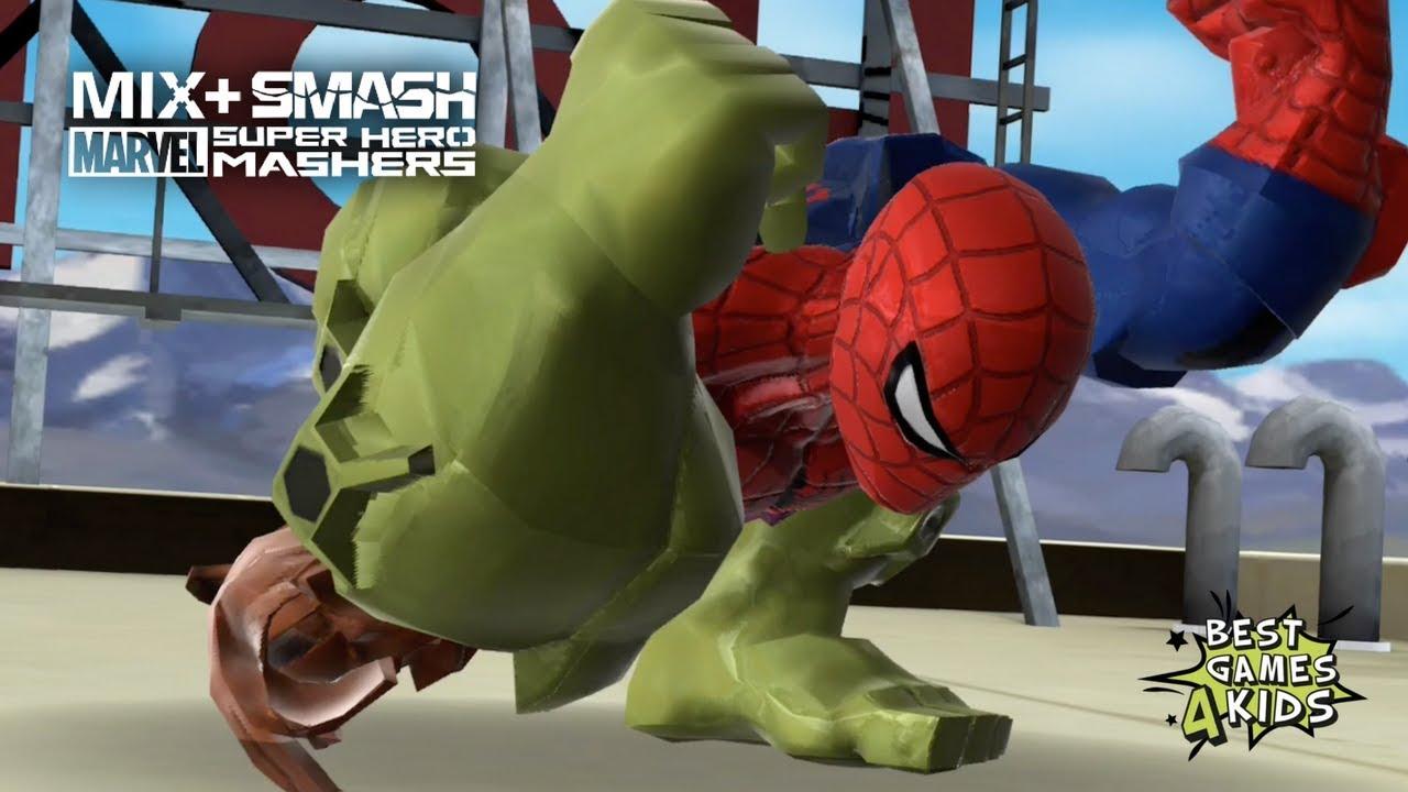 marvel super hero mashers game download